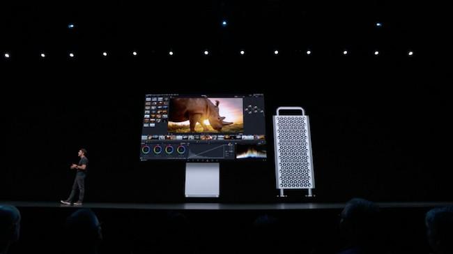 Procesamiento imagen Mac Pro 2019
