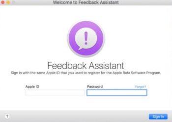 App Feedback