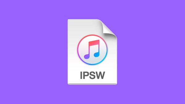 archivo ipsw