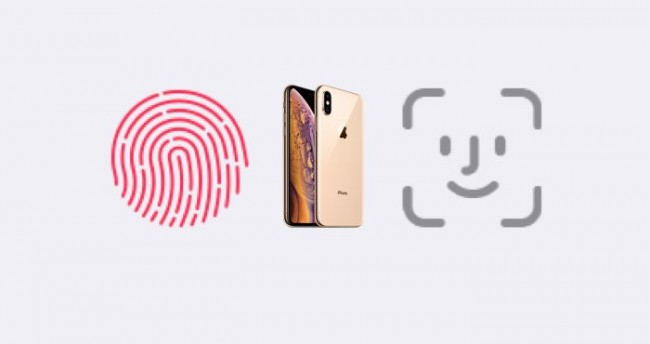 Face ID y Touch ID iPhone