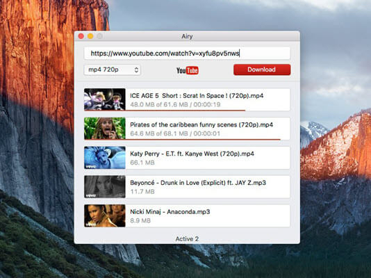 airy video downloader