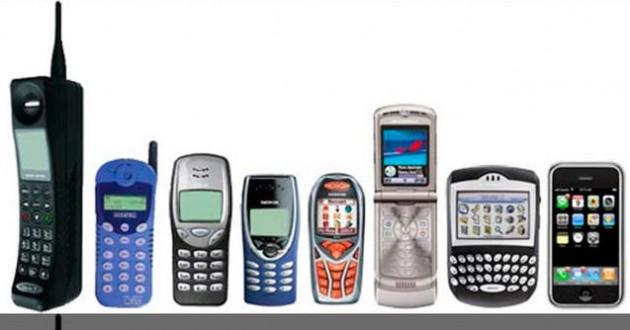 Los móviles más revolucionarios de la historia