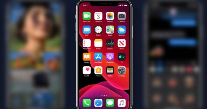 iOS 13.1 iPhone