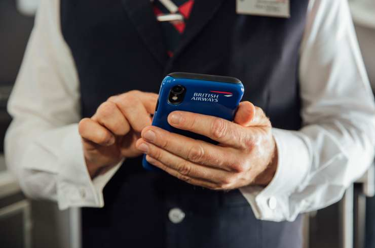 British Airways compra 15,000 unidades de iPhone XR para la tripulación