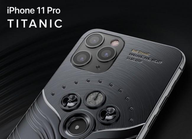 iPhone 11 Pro de edición limitada