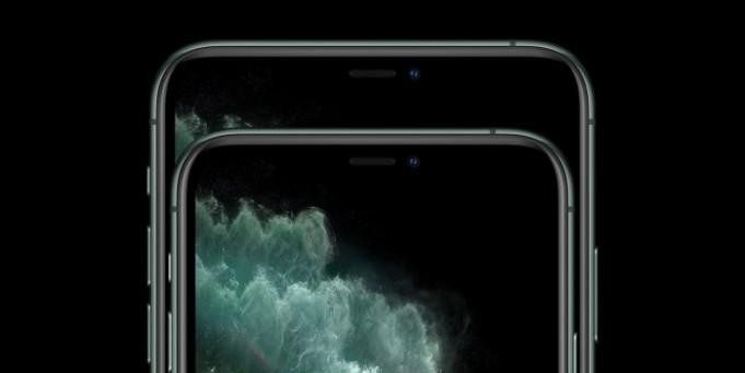 iPhone 11 Pro veloz en LTE