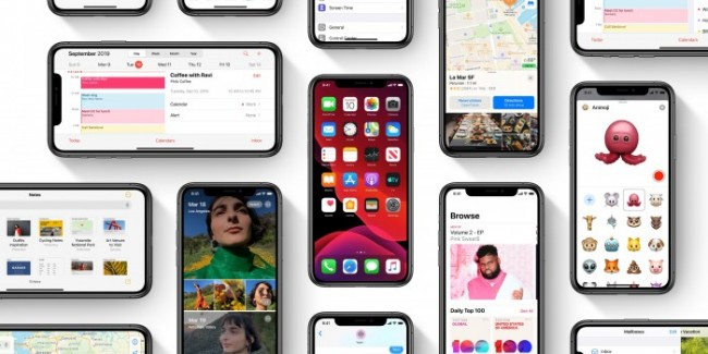 iOS 13 ya está disponible