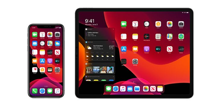 iOS 13.1 y iPadOS 13.1 beta 2