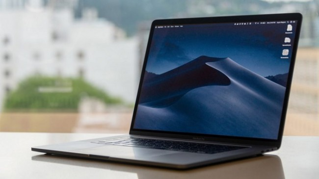 Mac en escritorio
