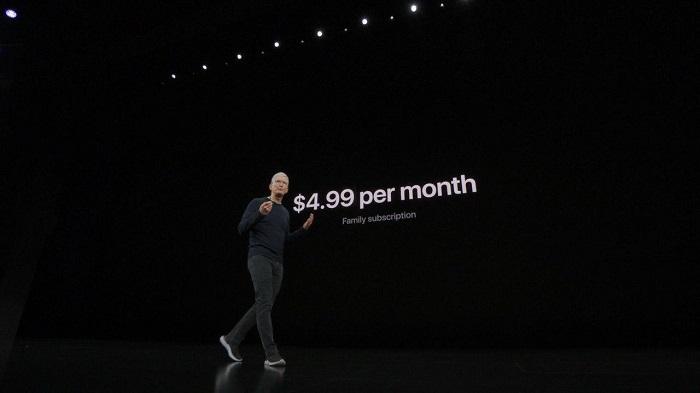Precio Apple Arcade