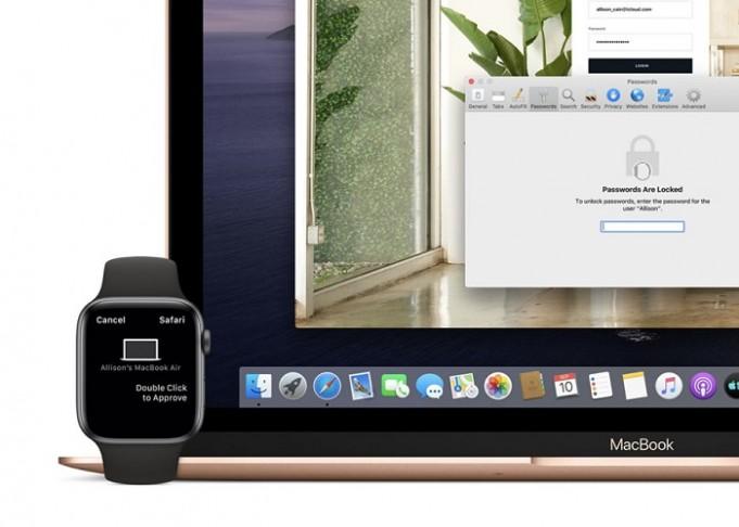 Apple Watch y Mac