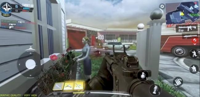 Call of Duty: Mobile Modos de juego