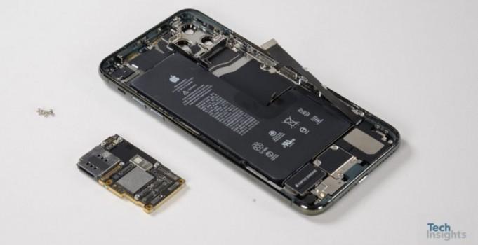 costo de producción del iPhone 11 Pro Max