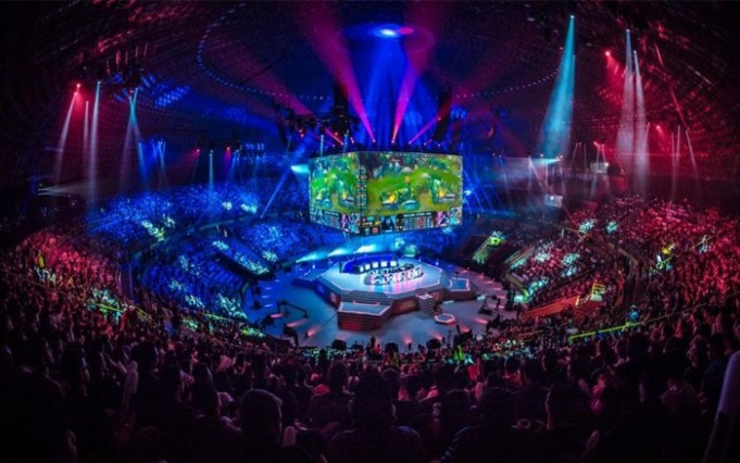 League of Legends Esports-OPPO