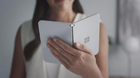 Microsoft ha presentado Surface Duo. La vuelta de la compañía a los móviles