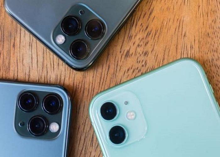 iPhone 11, modelos