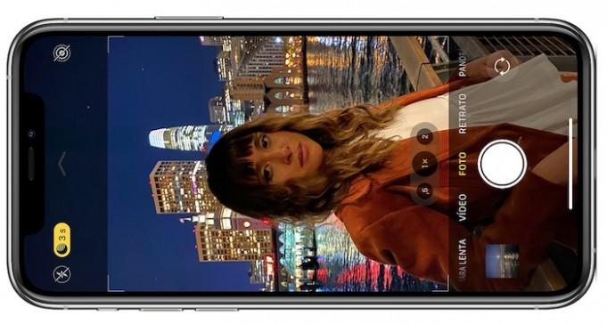 modo noche iPhone 11 y 11 Pro