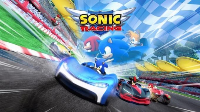 Sonic Racing Apple Arcade
