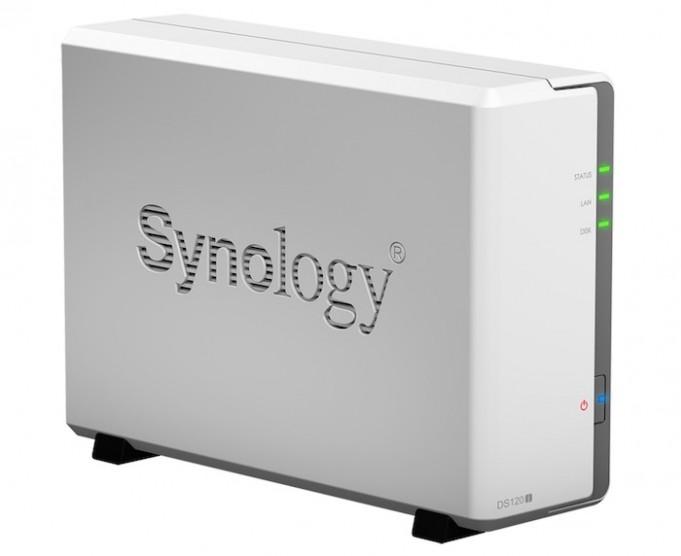 DS120j nuevo NAS de Synology