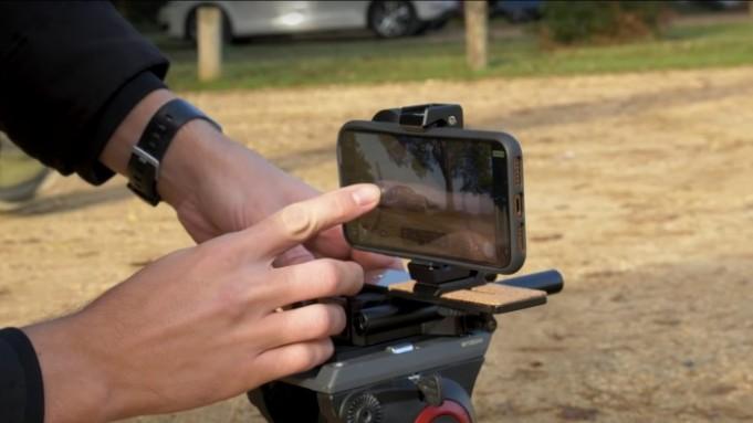 Puede el iPhone 11 Pro reemplazar una cámara de video profesional