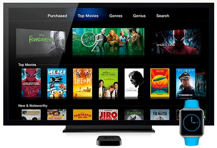 Interactuar Apple TV
