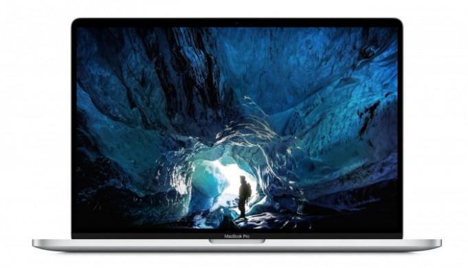 Sin Face ID en el nuevo MacBook Pro de 16