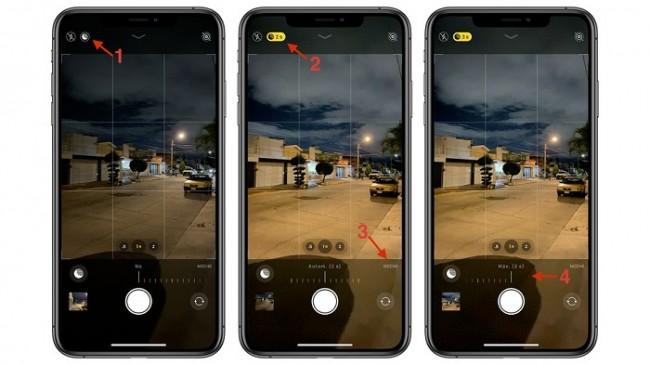 iOS 13 modo nocturno