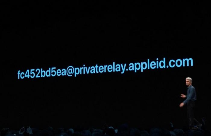 Cómo funciona el inicio de sesión de Apple