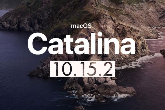 macOS Catalina 10.15.2 corrige errores en mail, fotos y demás