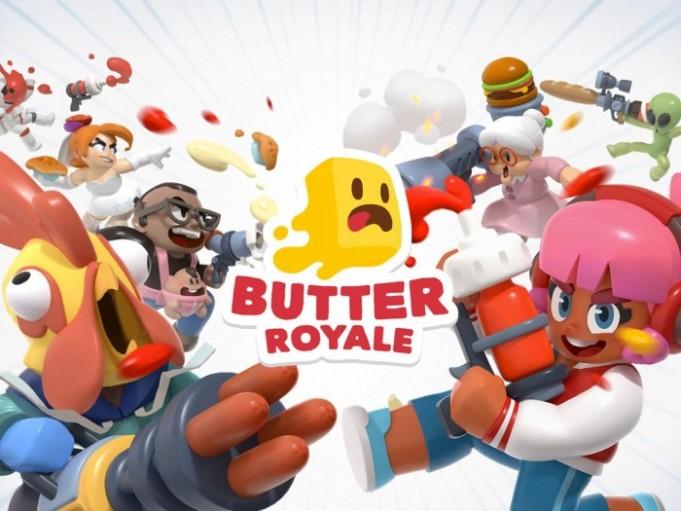 Butter Royal llega a Apple Arcade