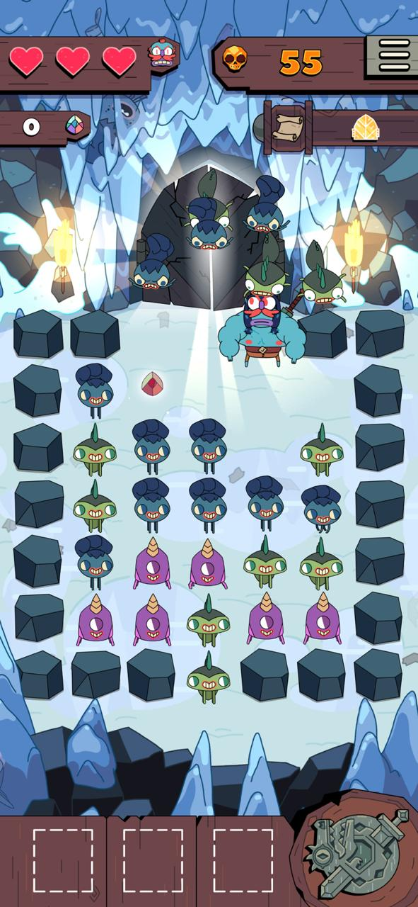 Grindstone gameplay