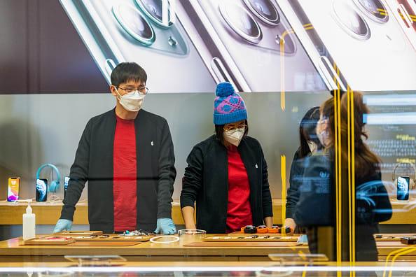 Foxconn mantendrá cerradas sus fábricas debido al coronavirus