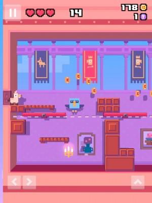Croos Road Castle gameplay