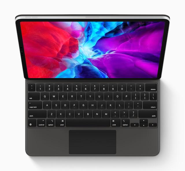 Nuevo iPad Pro con el teclado Magic Keyboard
