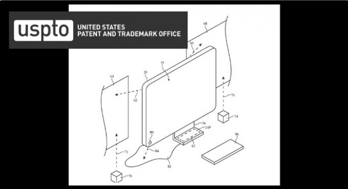 iMac con proyector