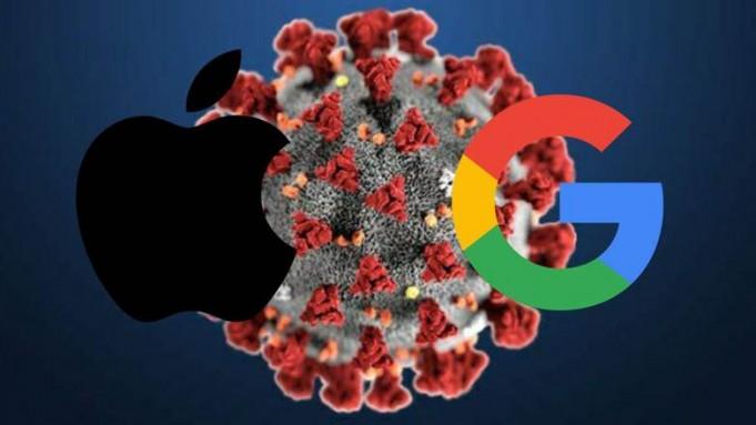 Apple y Google contra el COVID-19