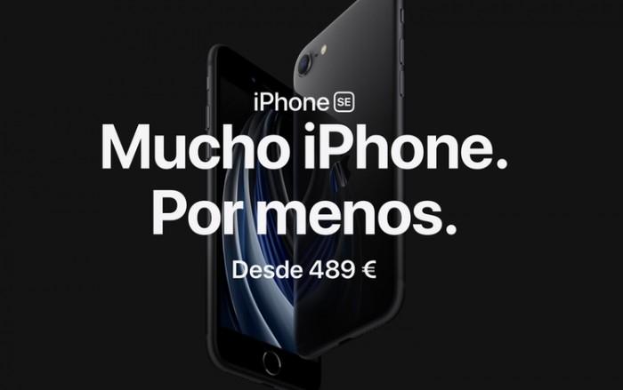 iPhone SE por mucho menos