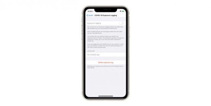 iOS 13.5 beta