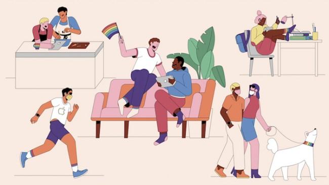 Apple Pride 2020