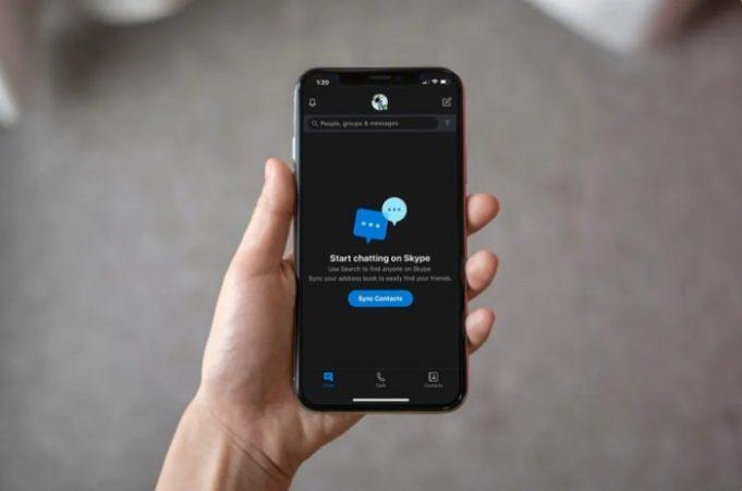 Videollamadas grupales en Skype