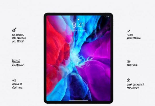 Disponibilidad iPad Pro 2020