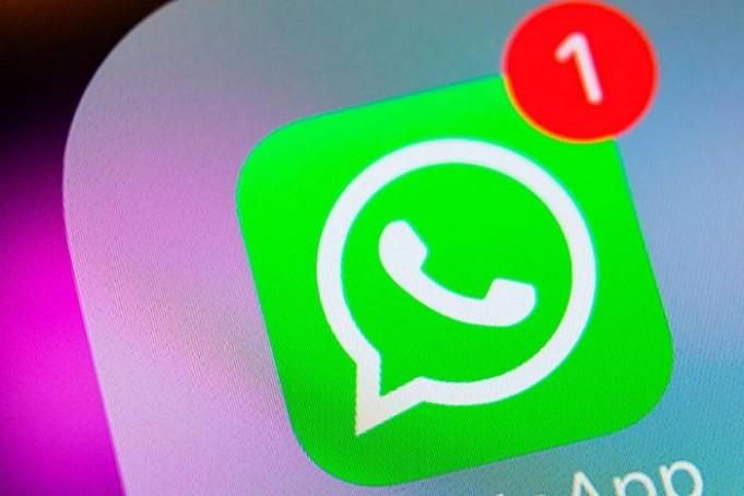 icono de whatsapp en iPhone
