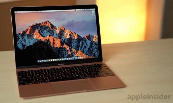 Primer MacBook con CPU ARM