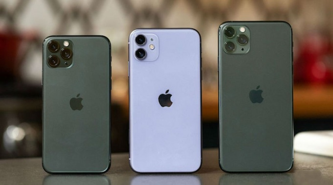 Modelos de iPhone 11