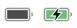 Íconos de estado del iPhone batería
