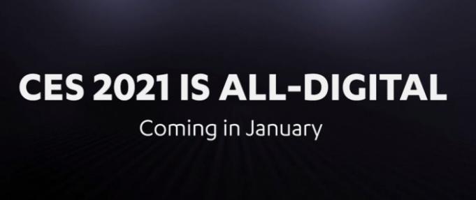 CES 2021 todo digital
