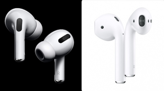 AirPods 3 similar a AirPods Pro