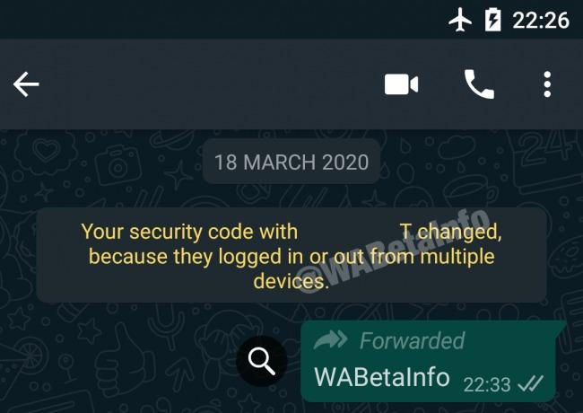 Múltiples dispositivos WhatsApp
