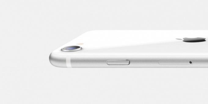 Éxito de ventas del iPhone SE