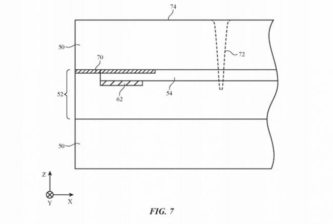 Patente para el Apple Car